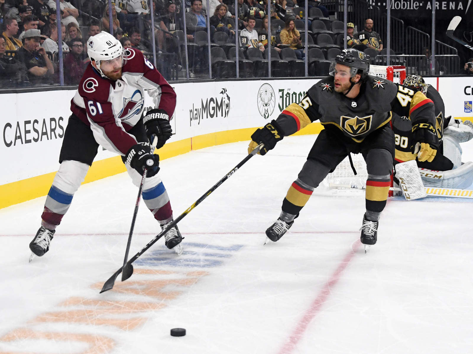Colorado Avalanche: Martin Kaut to Make His NHL Debut