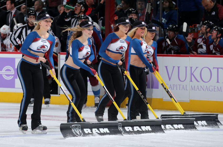 Colorado Avalanche To Introduce New Co Ed Ice Patrol
